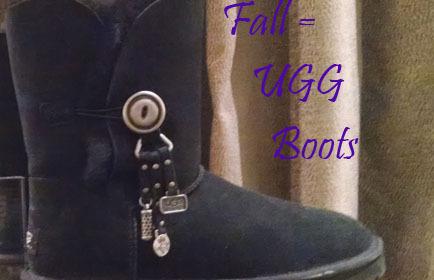 Fall = UGGs!