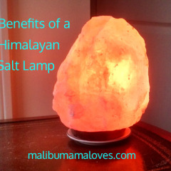 Benefits of a Himalayan Salt Lamp