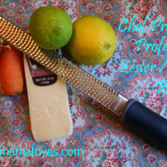 Chef Proven's Professional Zester Grater Review