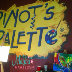 Pinot's Palette in Westlake