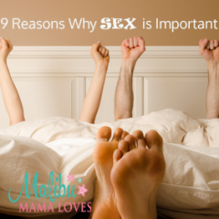 9 Reasons Why Sex is Important