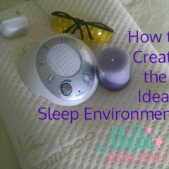 How to Create the Ideal Sleep Environment