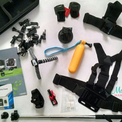 Action Camera Kit 's Accessories Bundle Kit Review