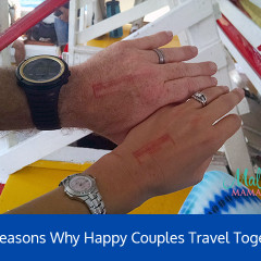 7 Reasons Why Happy Couples Travel Together