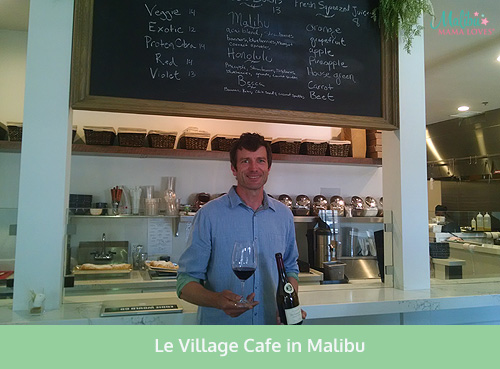 le village cafe malibu