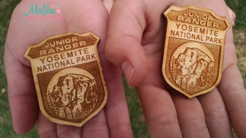 yosemite Junior ranger program
