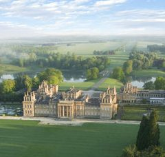 Blenheim Palace & A Tour of Oxford