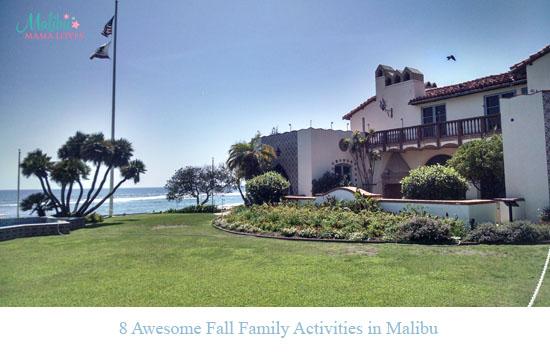fall family activities Malibu