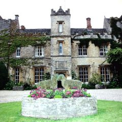 Manor at Weston on the Green – a Proper English Country Manor House