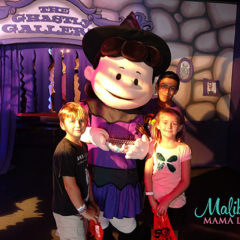 A Day At Knott's Spooky Farm