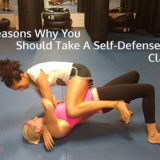 5 Reasons Why You Should Take A Self-Defense Class