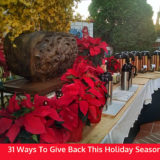 31 Ways To Give Back This Holiday Season