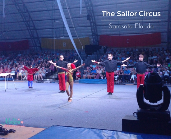 The Sailor Circus