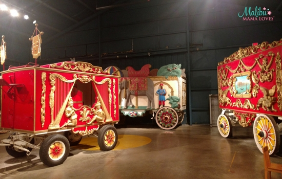 family travel ringling museum
