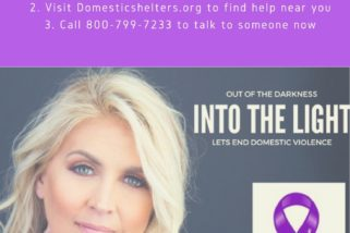 Conscious Living: Domestic Violence Survivor