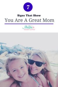 Conscious Living: You are a great mom