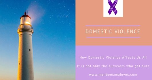 How Domestic Violence Affects Us All
