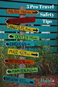 Family Travel: 5 Pro Travel Safety Tips
